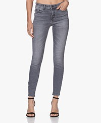 Drykorn Need Stretch Skinny Jeans - Grijs