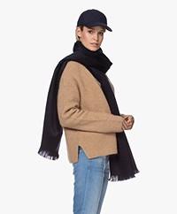 Varsity Headwear Virgin Wool Cap - Dark Navy