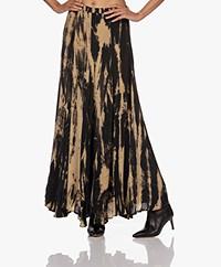 Mes Demoiselles Centralia Skirt - Black Combo