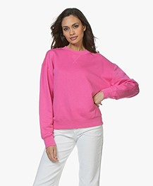 Filippa K Soft Sport Sweatshirt - Carnation