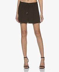 Filippa K Kelly Shorts - Black