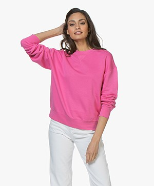 Filippa K Soft Sport Sweatshirt - Carnation