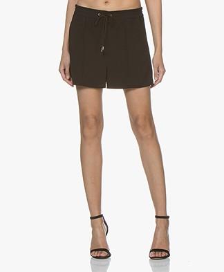 Filippa K Kelly Shorts - Black