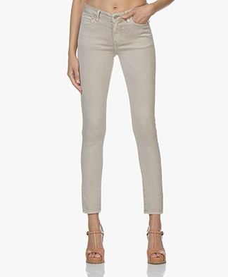 Repeat Skinny Jeans - Light Beige