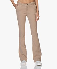 by-bar Leila Flared Jeans - Sand