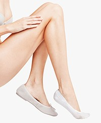 FALKE Cotton Step Socks - White