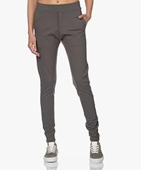 studio .ruig Boey Heavy Ponte Jersey Pants - Thyme