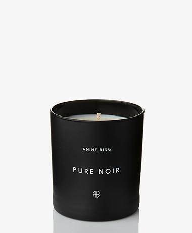 ANINE BING Pure Noir Geurkaars