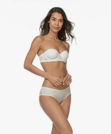 Calvin Klein Seductive Comfort Hipster - Ivory