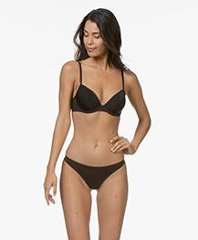 Calvin Klein Seductive Comfort String - Zwart