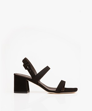 Filippa K Anna Slingback Sandals - Black