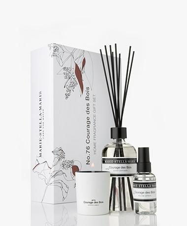 Marie-Stella-Maris Home Fragrance Gift Set - No.76 Courage des Bois