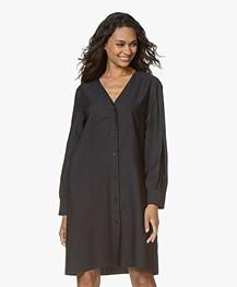 Filippa K Isobel Shirt Dress - Navy