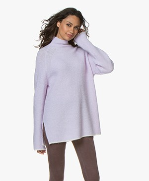 By Malene Birger Ellison Alpacamix Coltrui - Cool Lavender