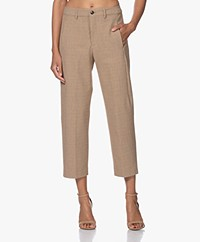 Closed Ludwig Lyocell Mix Pantalon - Clay