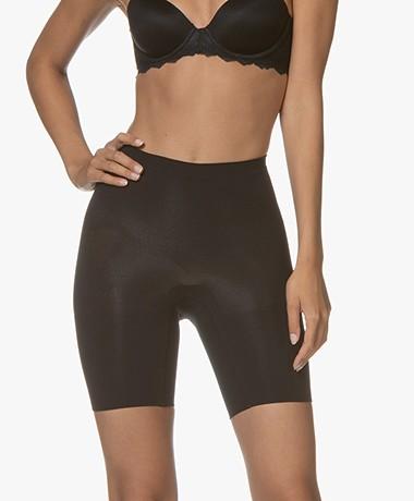 SPANX® Mid-Thigh Power Short - Black