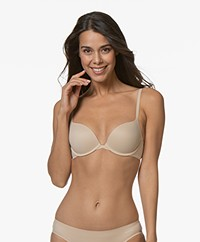 Calvin Klein Memory Touch Push-up BH - Bare