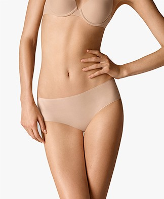Wolford Skin Panty - Nude