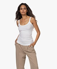 Woman by Earn Haley Micromodal Top - Wit
