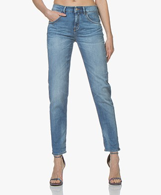 Drykorn Like Girlfriend Jeans - Blauw