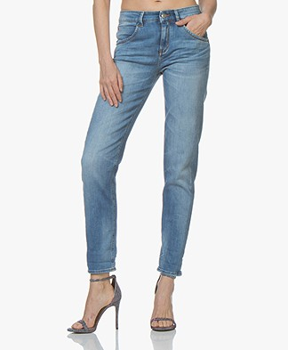 Drykorn Like Girlfriend Jeans - Blauw