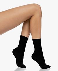 FALKE Finest Cashmere Socks - Black