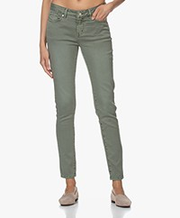 Repeat Skinny Stretch Jeans - Khaki