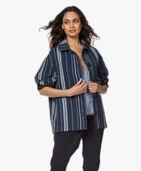 Vanessa Bruno Nela Shirt Jacket - Marine