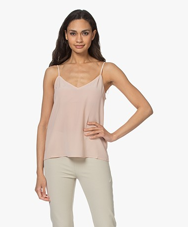 Equipment Layla Zijden Camisole - French Nude