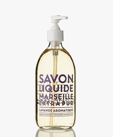 Compagnie de Provence 500ml Marseille Soap - Aromatic Lavender