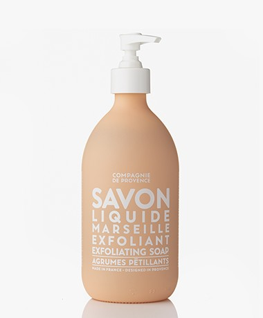 Compagnie de Provence 495ml Exfoliating Marseille Soap