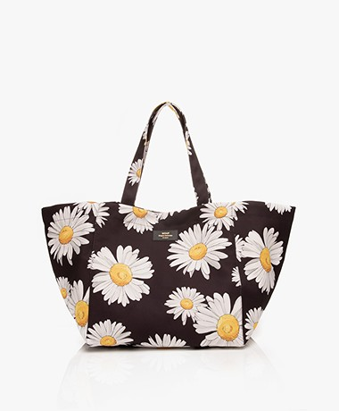 WOUF Daisy XL Shopper - Zwart