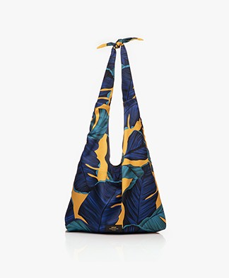 WOUF Barbados Satin Totebag - Blue