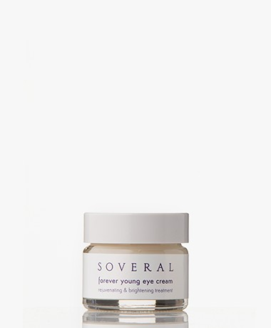 Soveral Forever Young Eye Cream Rejuvenating & Brightening Treatment