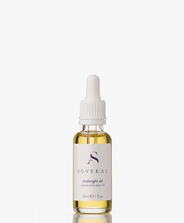 Soveral Midnight Oil Regenerative Face Oil