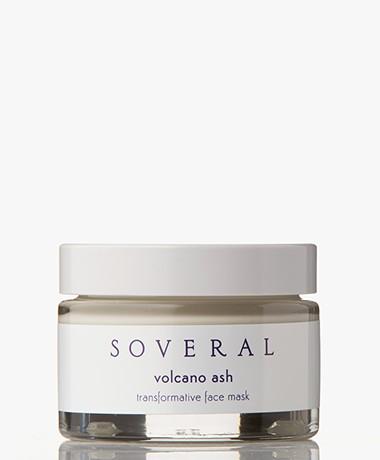 Soveral Volcano Ash Transformative Face Mask