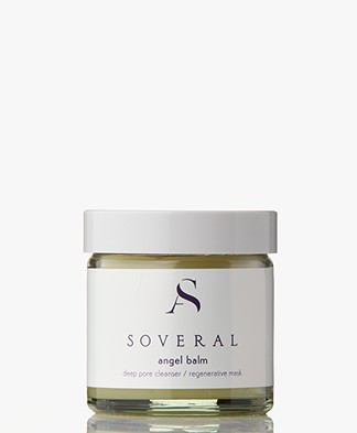 Soveral Angel Balm Deep Pore Cleanser/Regenerative Mask - 60ml
