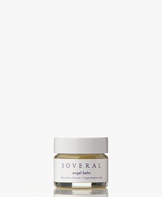 Soveral Angel BalmDeep Pore Cleanser / Regenerative Mask - 15ml