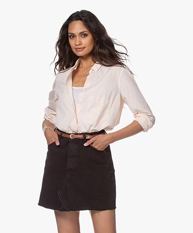Closed Hailey Cotton Shirt - Rose Quartz