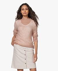 Filippa K Leila Mohair Blend Sweater - Maplewood