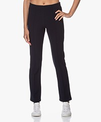 By Malene Birger Christah Bonded Jersey Pants - Night Sky