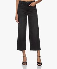 FRAME Ali Wide Cropped Jeans - Billups
