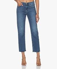 FRAME Le Nouveau Straight Stretch Jeans - Rodeo Blue