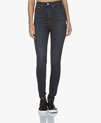 Rag & Bone Jane Super High-Rise Skinny Jeans - New Worn