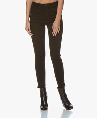 Closed Skinny Pusher Super Stretch Jeans - Black