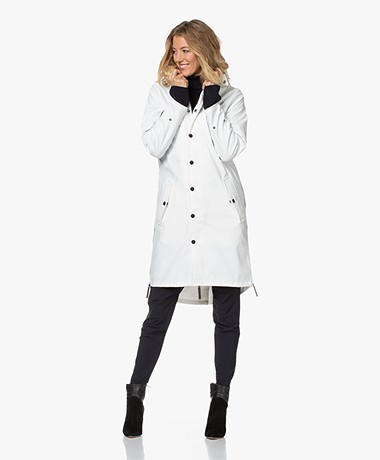 Maium Rainwear 2-in-1 Regenjas - Off-white