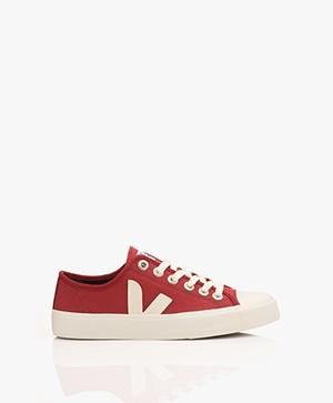 VEJA Wata Canvas Sneakers - Marsala Pierre