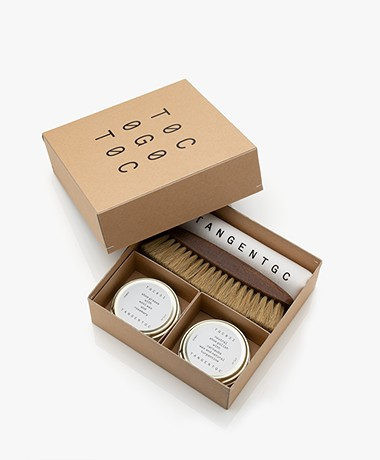Tangent GC Small Shoe Care Set