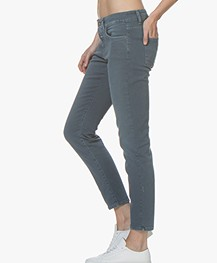 Closed Baker Slim-fit Stretch Jeans - Aviator Blue