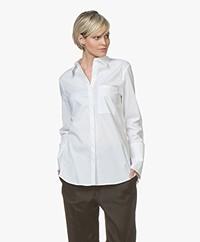 Drykorn Charlee Cotton Shirt - White